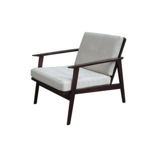 Restored Danish Modern Style Armchair