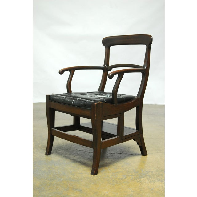 Rosewood Metamorphic Chair by Charlotte Horstmann - Image 2 of 10