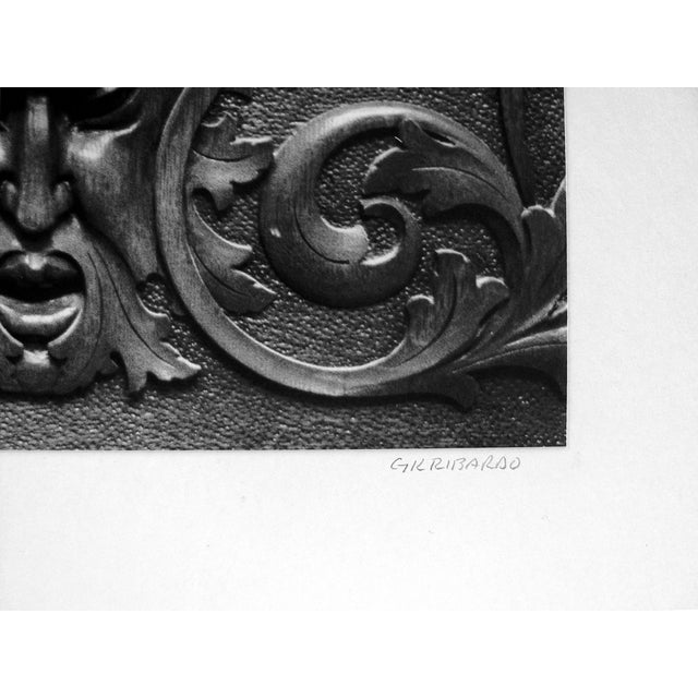 Photograph of an Architectural Detail For Sale - Image 5 of 5