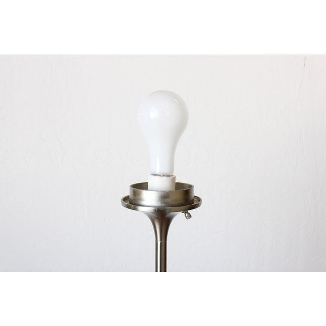 1960s Vintage Laurel Mushroom Floor Lamp For Sale - Image 5 of 8