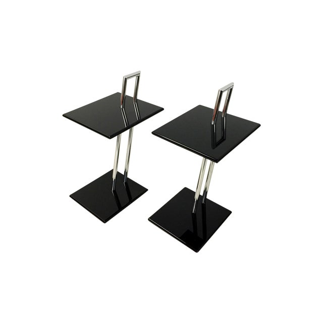 Vintage Eileen Gray Occasional Table - Pair - Image 1 of 7