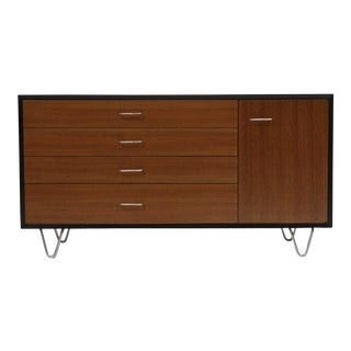 Dresser on Hairpin Legs by George Nelson for Herman Miller For Sale