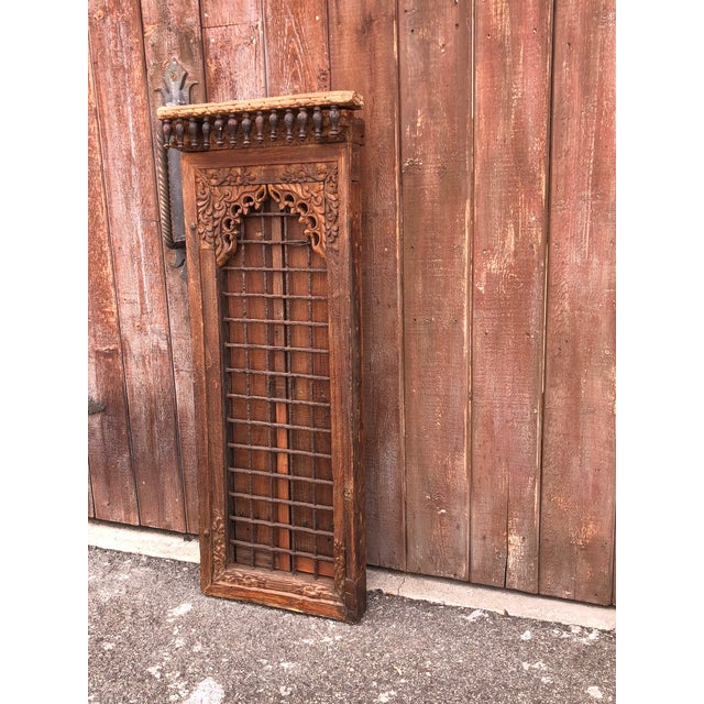 19th Century Anglo Indian Door For Sale - Image 4 of 9
