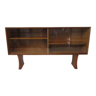 Danish Teak Bookcase by Bernhard Pedersen & Sons