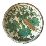 Image of Gold Imari Catchall Dish For Sale