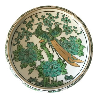 Gold Imari Catchall Dish For Sale