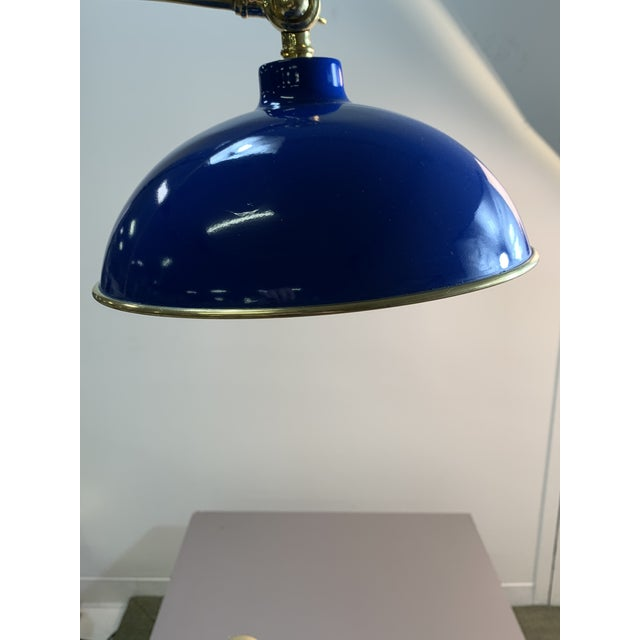 Bungalow 5 Bungalow 5 Spencer Floor Lamp Royal Blue For Sale - Image 4 of 6