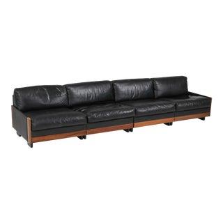 1970s Afra & Tobia Scarpa Sofa '920' for Cassina For Sale