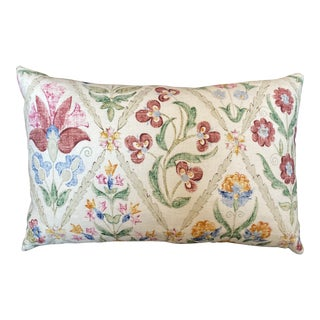 Oscar De La Renta for Lee Jofa Pillows For Sale
