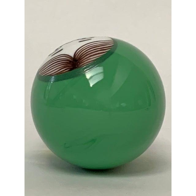 Italian Mod Galliano Ferro Murano Glass Grandmother Sculpture For Sale - Image 3 of 7