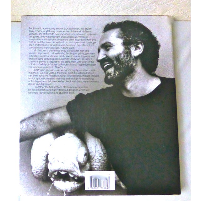 'The Art and Craft of Gianni Versace' Book - Image 9 of 11