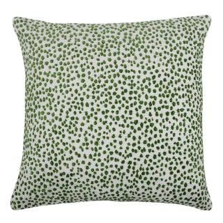 "Lola Pillow, Grasshopper, 22""x22"" For Sale"