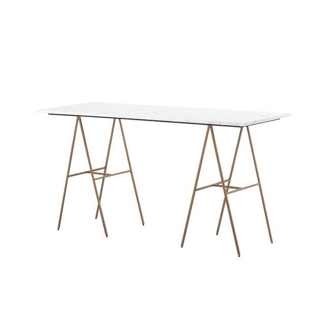 Contemporary Erdos + Ko Emory Writing Desk For Sale
