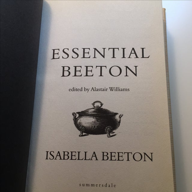 French Country Essential Beeton Cookbook For Sale - Image 3 of 9