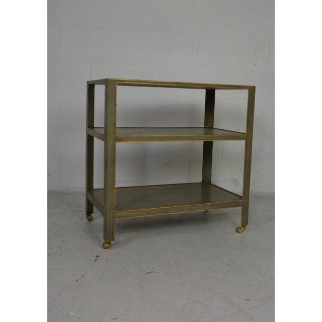 1960s Venetian Style Tea Cart/Bar Cart For Sale - Image 9 of 10