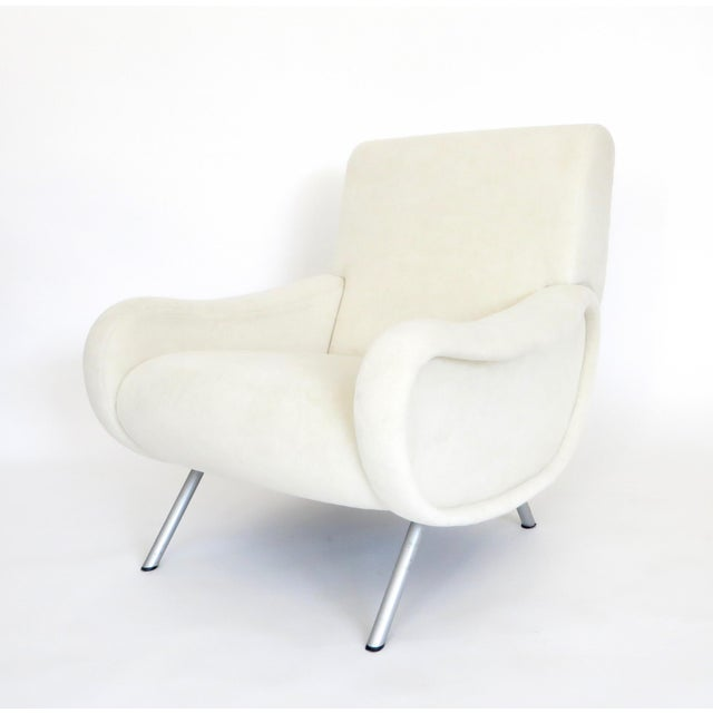 Marco Zanuso for Arflex Lady Chair Italian Lounge Chair For Sale - Image 12 of 13