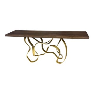 Blue Ridge Console Table For Sale
