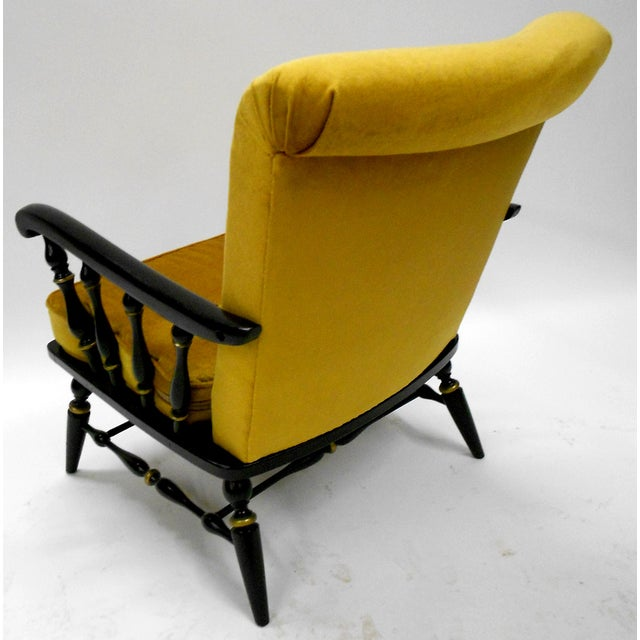 Mid-Century Baumritter Lounge Chair - Image 4 of 7