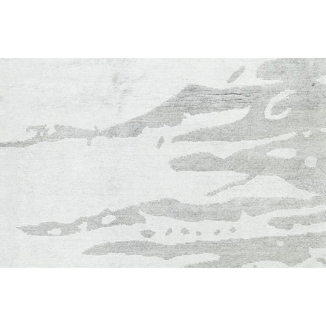 "Contemporary Hand Woven Rug - 8'3"" X 10'1"" - Image 2 of 2"