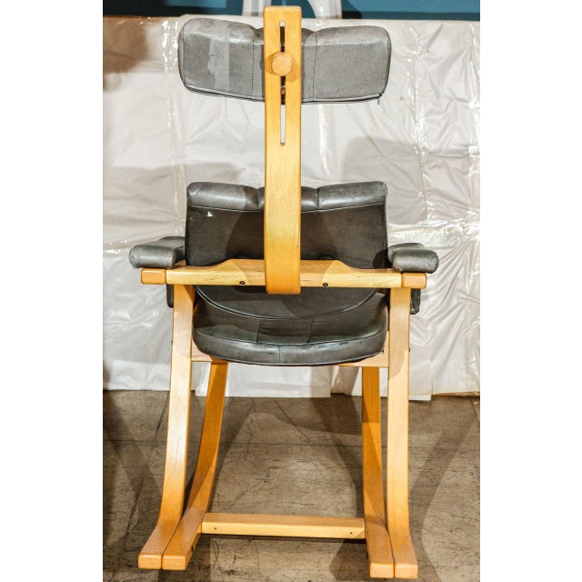 Black Stokke Rocking Chair For Sale - Image 8 of 10