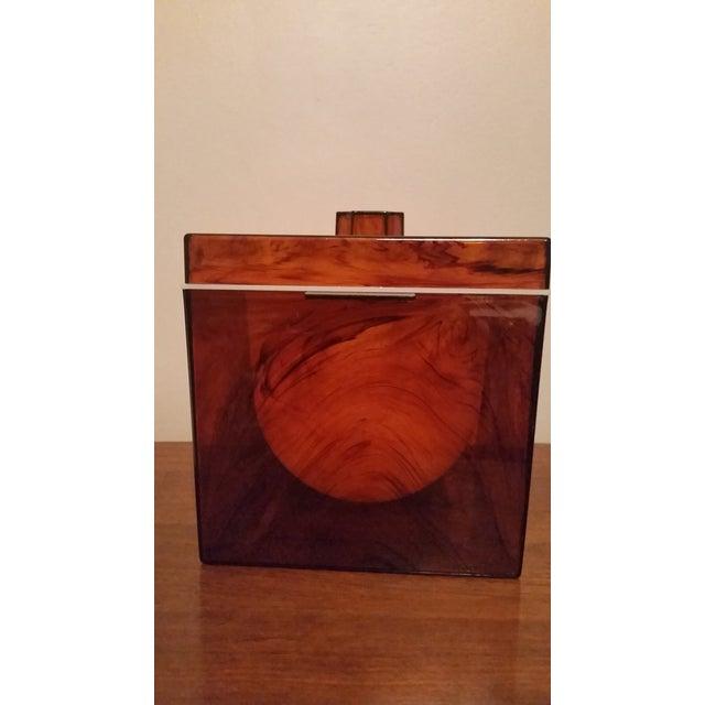 Mid-Century Plastic Tortoise Ice Bucket - Image 4 of 4