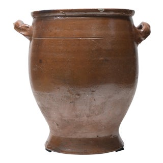 Late 20th Century Bean Pot For Sale