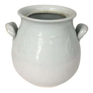 Antique J. W. Pankhurst Hanley English Porcelain Serving Bowl For Sale