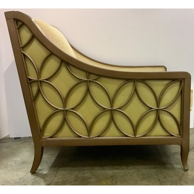 Modern Caracole Social Butterfly Club Chairs - A Pair For Sale - Image 3 of 11