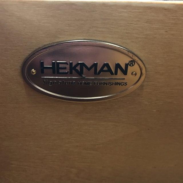 Hekman Nightstands - A Pair - Image 5 of 6