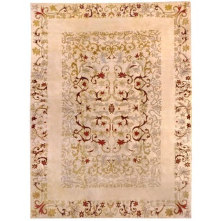 Boccara Hand Knotted Limited Edition Artistic Rug Design N.16 For Sale
