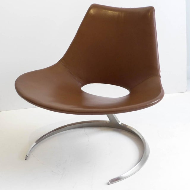 Scimitar Chair by Fabricius and Kastholm - Image 4 of 11