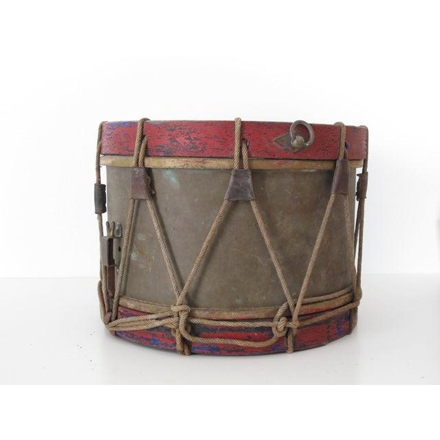 18th-Century Antique Drum - Image 6 of 8
