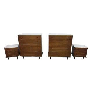 vintage used bedroom sets for sale chairish. Black Bedroom Furniture Sets. Home Design Ideas