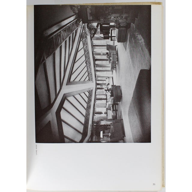 Paper Frank Lloyd Wright: A Testament, First Edition For Sale - Image 7 of 13