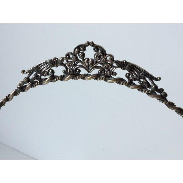 Wilcox Silver Victorian Brides Basket - Image 7 of 10