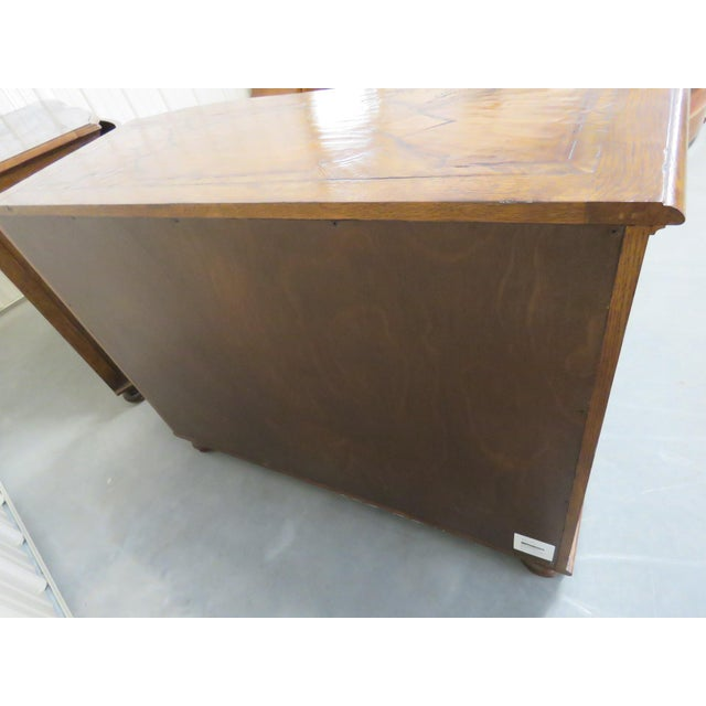Brown Pair of Century Furniture Commodes For Sale - Image 8 of 11