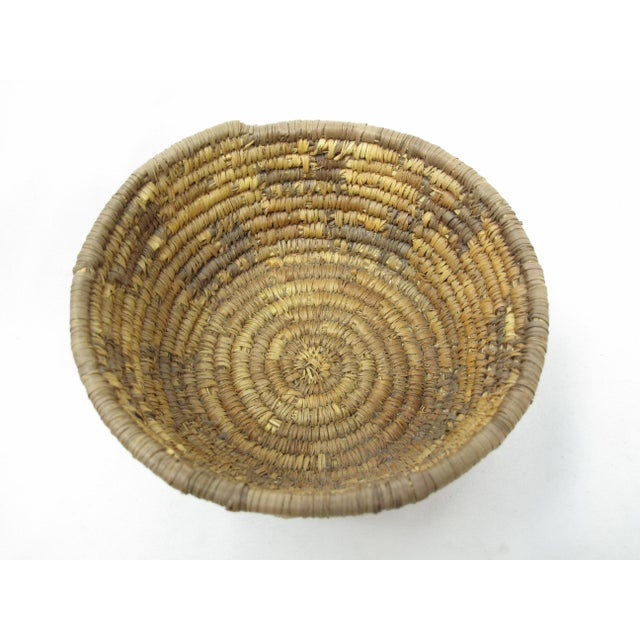 Native American 20th Century Native American Zoomorphic Basket For Sale - Image 3 of 5
