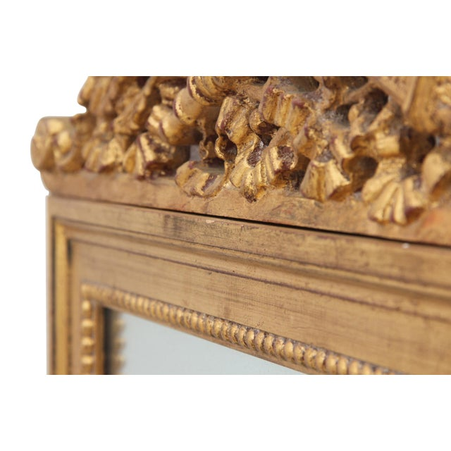 Neoclassical Style Giltwood Mirror - Image 3 of 5