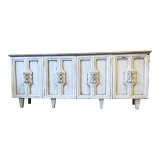 1960s French Style Server/Sideboard Dresser For Sale