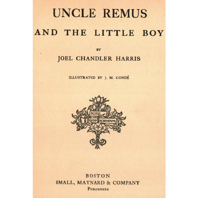 Uncle Remus and the Little Boy - Image 2 of 3