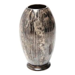 wMF German Modern 'Ikora' Brass Vase For Sale