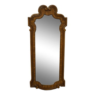"""United Furniture Italian Neoclassical Tuscan Style 24"""" Vertical Dresser / Wall Mirror For Sale"""