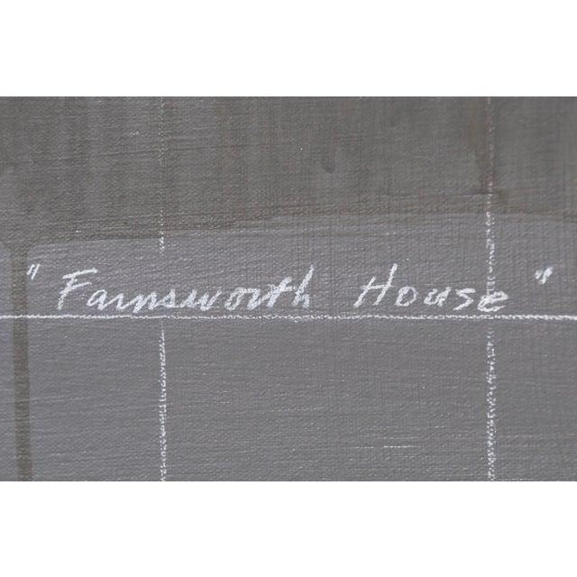 "Tom Judd, ""Farnsworth House"" - Image 5 of 7"