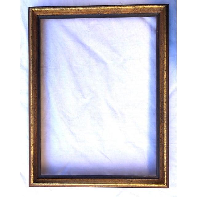 Brown Vintage Boho Chic Wood Frames - Set of 8 For Sale - Image 8 of 13