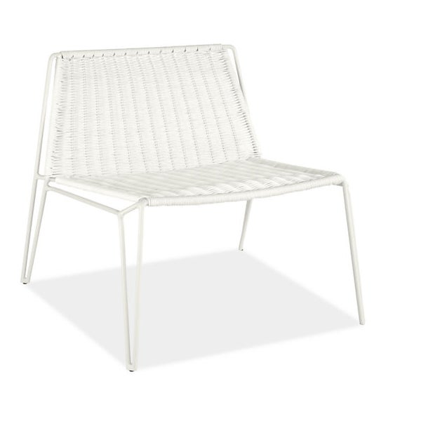 Room & Board Penelope Outdoor Loungers - A Pair - Image 8 of 8