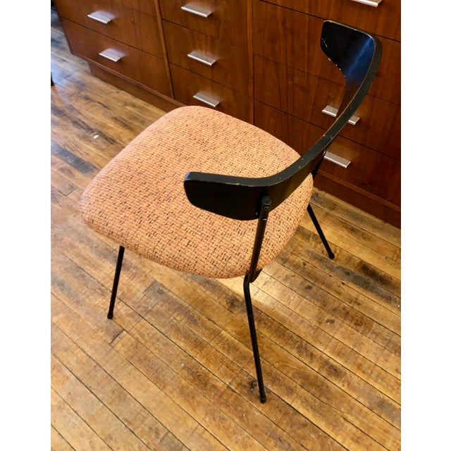 Industrial Clifford Pascoe for Modernmaster's , Inc. Desk Chair For Sale - Image 3 of 7