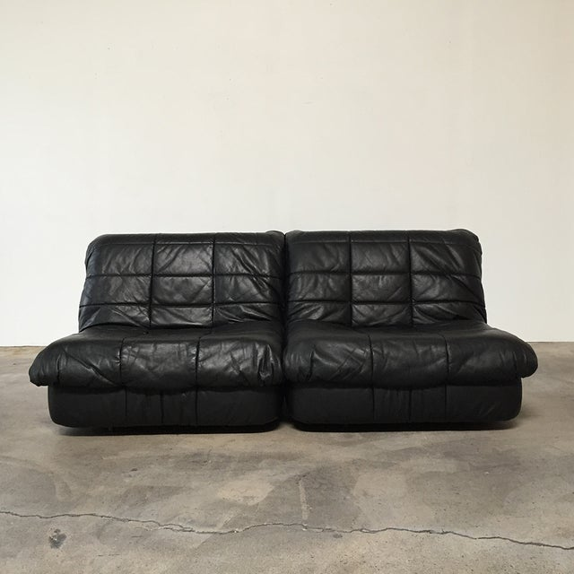 "Vintage Ligne Roset ""Gao"" Sleeper Chair - Image 6 of 11"