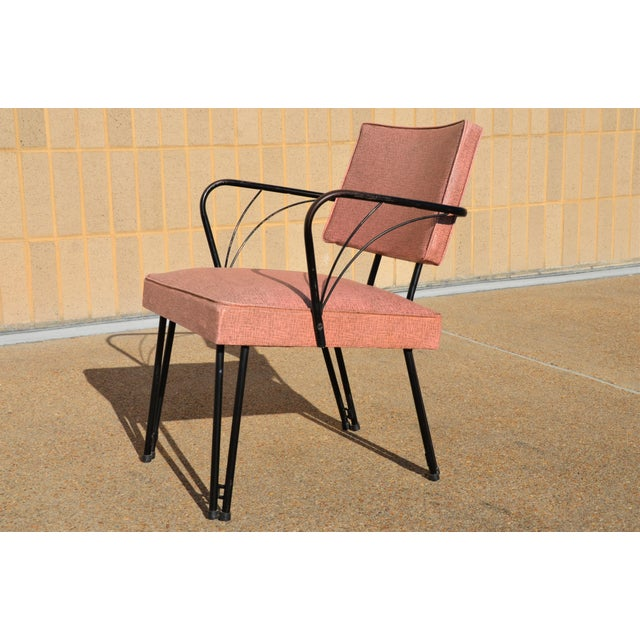 Vintage Mid-Century Modern Viko Baumritter Lounge Chair For Sale - Image 13 of 13