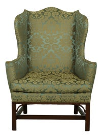 Image of Chippendale Club Chairs