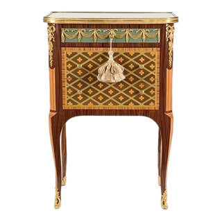 1900s Louis XV Jeaneret Petit Commode For Sale